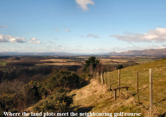Land Plots For Sale In Scotland With A Title Very Special